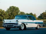 Pontiac Bonneville Convertible 1957 pictures