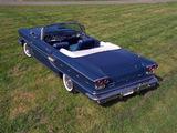 Pontiac Bonneville Convertible 1958 images