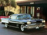 Pontiac Bonneville 1958 images