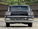 Pontiac Bonneville 1958 photos