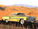 Pontiac Bonneville 1958 pictures