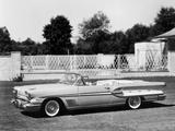 Pontiac Bonneville Convertible 1958 pictures