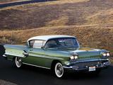 Pontiac Bonneville 1958 wallpapers