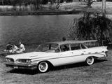 Pontiac Bonneville Custom Safari (2735) 1959 images
