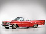 Pontiac Bonneville Convertible 1959 pictures