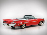 Pontiac Bonneville Convertible 1959 wallpapers