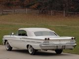 Pontiac Bonneville Convertible 1960 photos