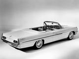 Pontiac Bonneville Convertible (2867) 1961 pictures
