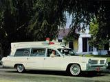 Pontiac Bonneville Rescuer Ambulance by Superior 1964 pictures