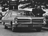 Pontiac Bonneville Safari Station Wagon (26245) 1966 images