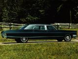 Pontiac Bonneville Embassy Limousine by Superior 1966 images