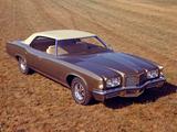 Pontiac Bonneville Hardtop Sedan (N39) 1972 images