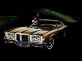Pontiac Bonneville Hardtop Sedan (N39) 1972 wallpapers