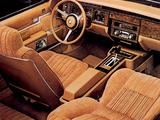 Pontiac Bonneville Brougham Coupe 1980 wallpapers