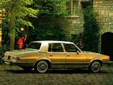 Pontiac Bonneville 1984 photos
