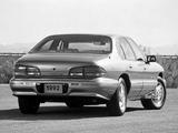 Pontiac Bonneville SE 1992–95 photos