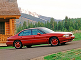 Pontiac Bonneville SSEi 1992–95 photos