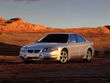 Pontiac Bonneville SLE 2000–05 photos