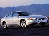 Pontiac Bonneville SSEi 2000–04 pictures