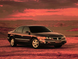 Pontiac Bonneville SE 2000–05 wallpapers