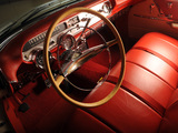 Pontiac Bonneville Convertible 1957 wallpapers