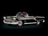 Pontiac Bonneville Convertible 1958 wallpapers
