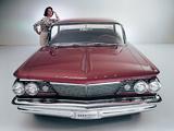 Pontiac Bonneville Vista 4-door Sedan 1960 wallpapers