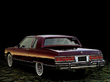 Pontiac Bonneville Brougham Coupe (Q37) 1981 wallpapers