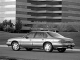 Pontiac Bonneville SE 1992–95 wallpapers