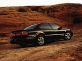 Pontiac Bonneville SSEi 2000–04 wallpapers