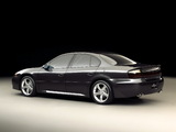 Pontiac Bonneville GXP Concept 2002 wallpapers