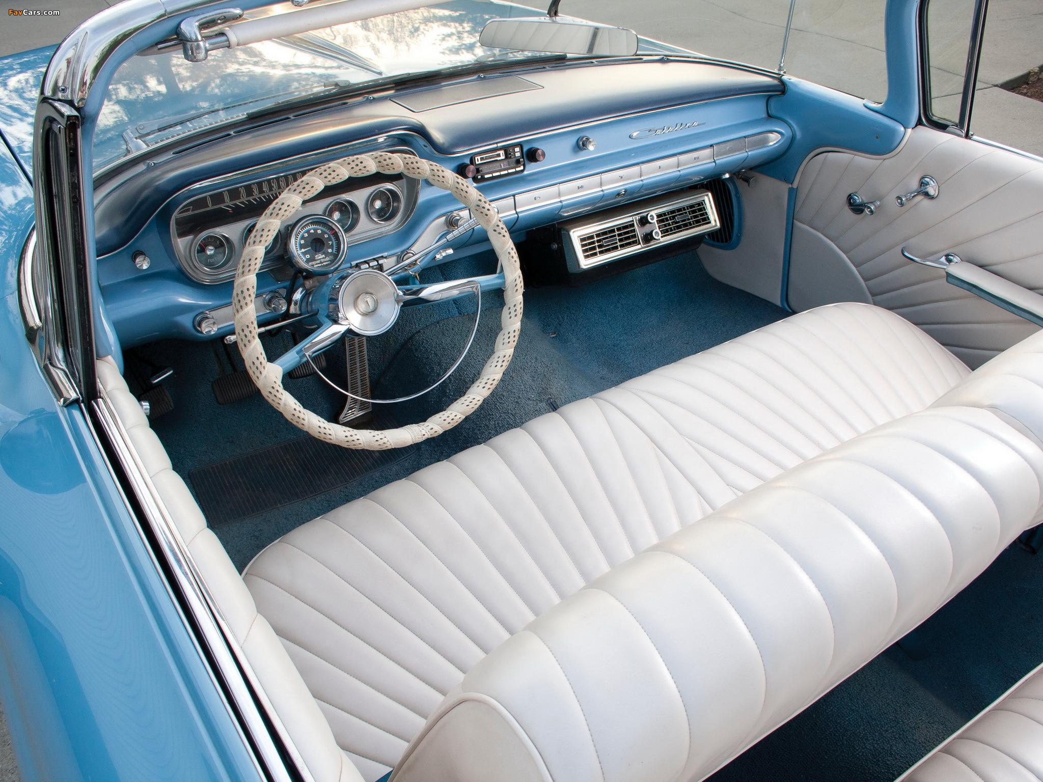 Images of Pontiac Catalina Convertible (2167) 1960 (2048 x 1536)