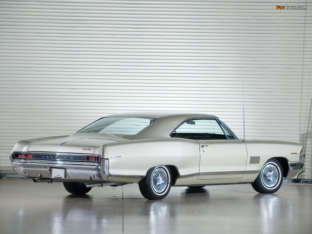 Pictures of Pontiac Catalina 2+2 Hardtop Coupe (25237) 1965 (1024 x 768)