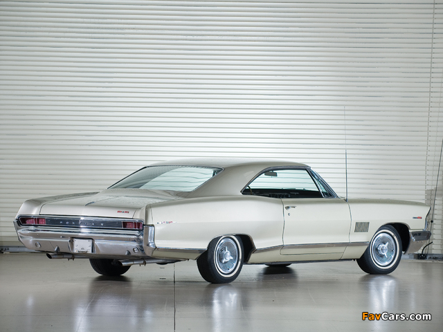 Pictures of Pontiac Catalina 2+2 Hardtop Coupe (25237) 1965 (640 x 480)