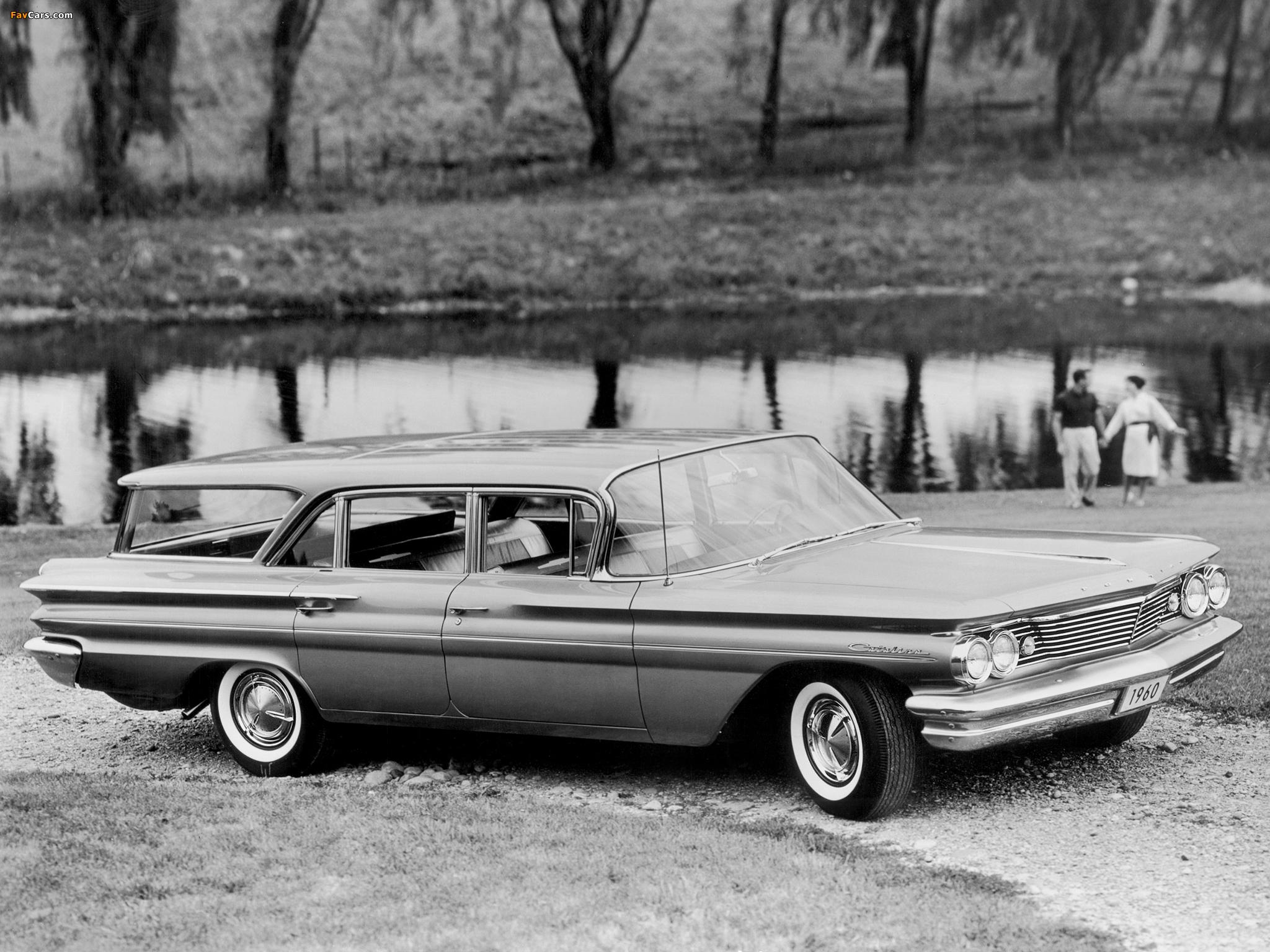 Pontiac Catalina Safari 1960 photos (2048 x 1536)