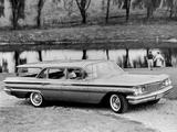 Pontiac Catalina Safari 1960 photos