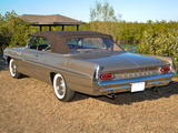 Pontiac Catalina Convertible (2367) 1961 pictures