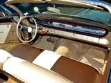 Pontiac Catalina Convertible (2367) 1961 wallpapers