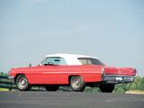 Pontiac Catalina Convertible 1962 pictures