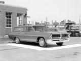 Pontiac Catalina Safari 1963 wallpapers