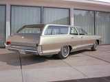 Pontiac Bonneville-Catalina Safari Station Wagon Prototype 1965 images