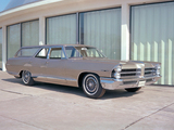 Pontiac Bonneville-Catalina Safari Station Wagon Prototype 1965 photos
