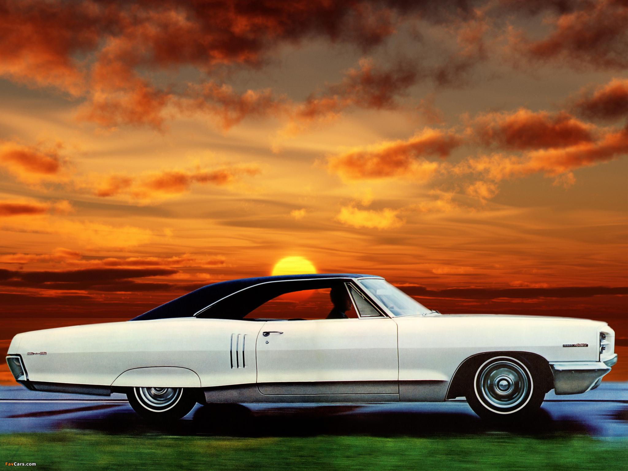 Pontiac Catalina 2+2 Hardtop Coupe (25237) 1966 wallpapers (2048 x 1536)