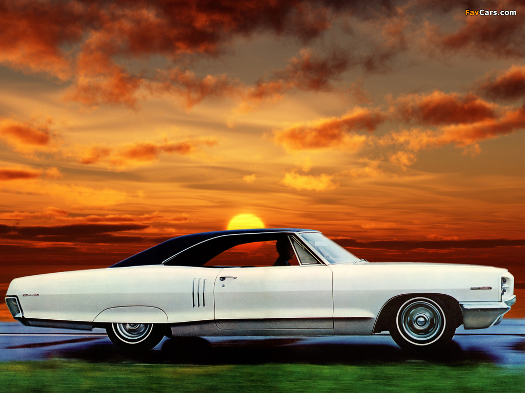 Pontiac Catalina 2+2 Hardtop Coupe (25237) 1966 wallpapers (1024 x 768)