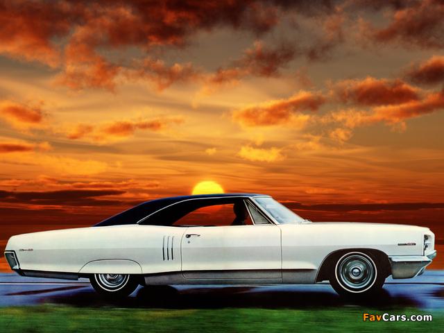 Pontiac Catalina 2+2 Hardtop Coupe (25237) 1966 wallpapers (640 x 480)