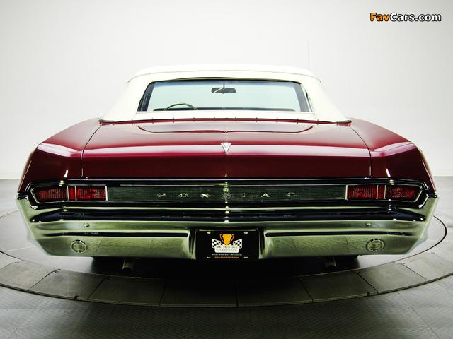 Pontiac Catalina 421 Convertible (25267) 1965 wallpapers (640 x 480)