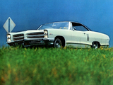 Pontiac Catalina 2+2 Hardtop Coupe (25237) 1966 wallpapers