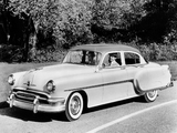 Images of Pontiac Chieftain DeLuxe Eight 4-door Sedan (2569D) 1954