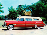 Photos of Pontiac Chieftain Ambulance by Barnette 1952