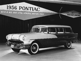 Pictures of Pontiac Chieftain 4-door Station Wagon 1956